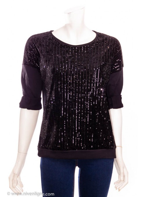 Sweat POLLY velours...