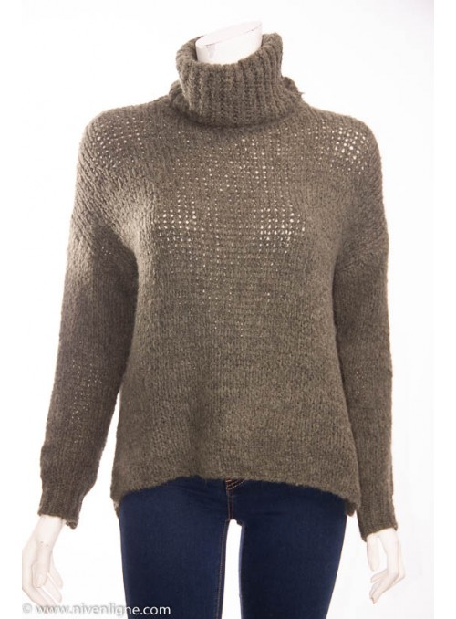 Pull ADEN grosse maille col...