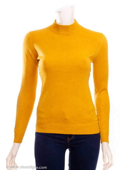 Pull CORALIE col montant *1356