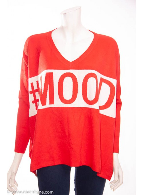 Pull MOOD oversize *148