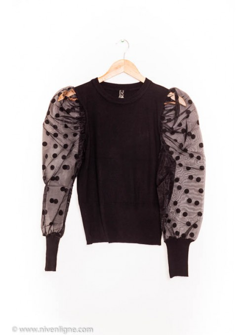 Pull POSIL manche pois *1991