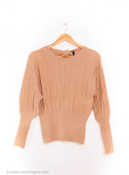 Pull EMMA dos ouvert *985