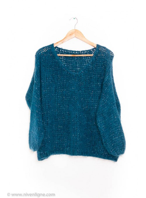 Pull GASPARD grosse maille...