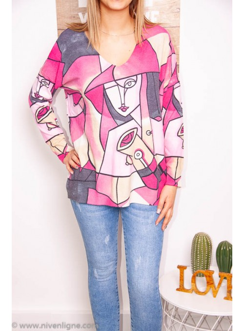 Pull ARTY oversize *8576