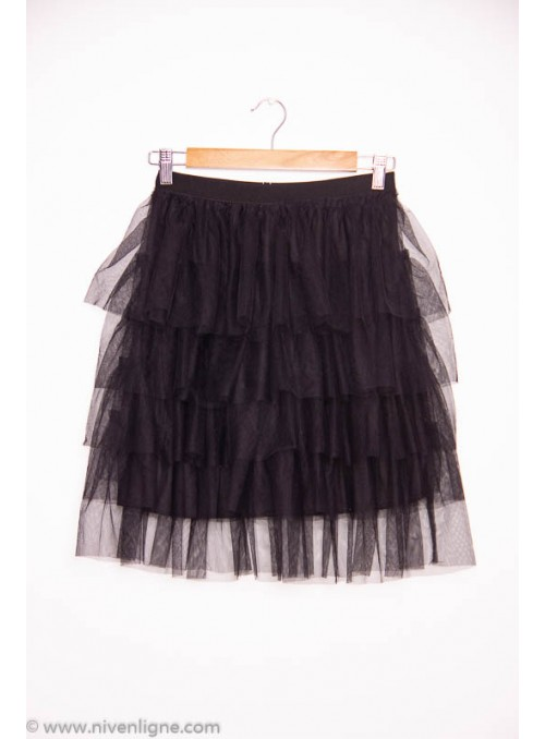 Jupe JACKIE tulle courte *4484