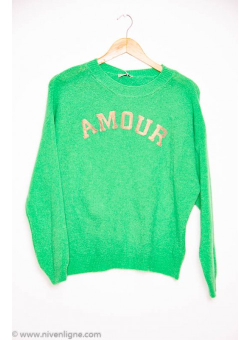 Pull AMOUR *6068