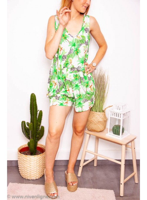 Ensemble LALI top + short...