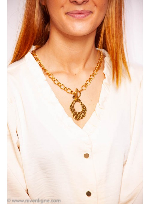 Collier ISAL chaine