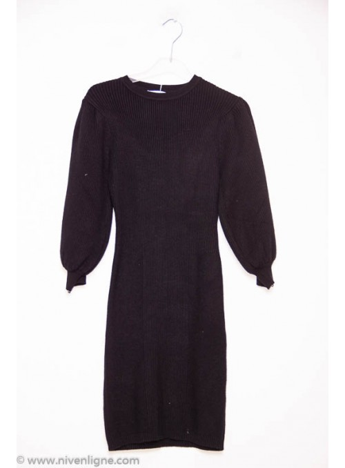 Robe ALEXIS maille manches...