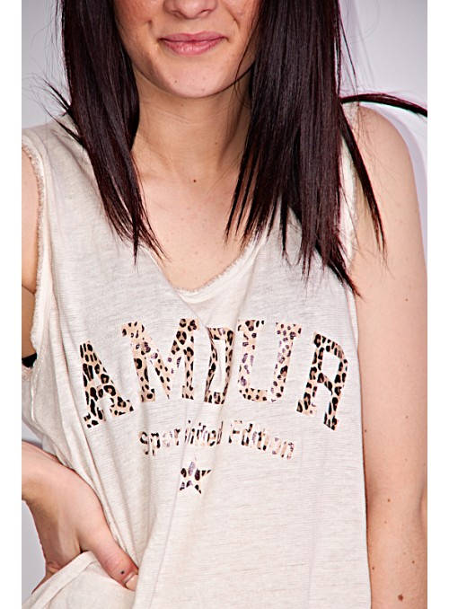 Tank top AMOUR